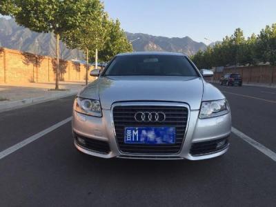 奥迪 奥迪A6L A6L 2.4 舒适型