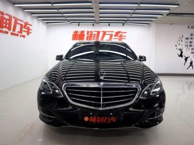 奔驰 奔驰E级  2014款 E 260 L 豪华型图片
