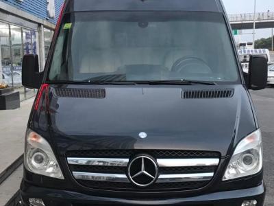 2011年4月 奔驰 奔驰Sprinter(进口) 增配版图片