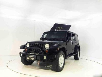 Jeep(进口)牧马人3.6 四门 Sahara图片