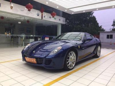 法拉利 599  GTB 6.0 Fiorano图片