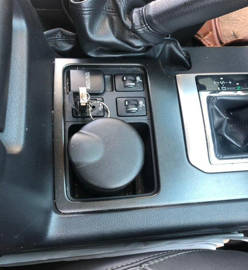 丰田 普拉多  2016款 3.5L 自动TX-L NAVI图片
