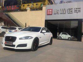 捷豹 XF  R-Sport 3.0T SC 风华版