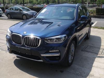 BMW BMW X3  2018款 xDrive28i 豪华套装 国VI