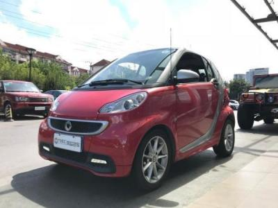 Smart Fortwo  Cabrio 1.0 MHD 激情版图片