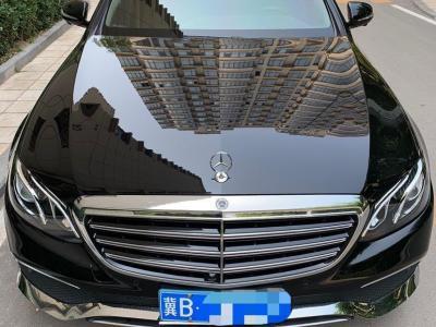 2017年12月 奔驰 奔驰E级 改款 E 300 L 豪华型图片