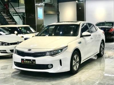 起亚 K5  2016款 2.0L hybrid GLS