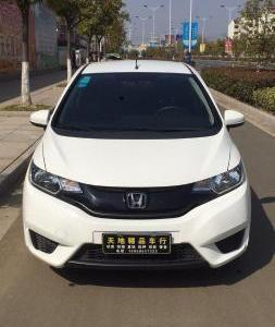 本田 飞度 1.5L CVT LX舒适版