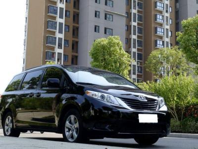 2012年8月 丰田 塞纳(进口) 2.7L 两驱自动型图片