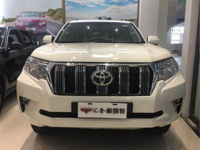 未上牌 丰田 普拉多 2019款 2.7L 中东版图片