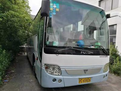 2010年7月 10年47座福田大客車非營運滬牌手續齊全圖片