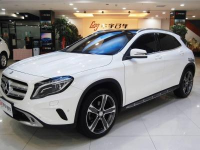 奔馳 奔馳GLA  2016款 GLA 220 4MATIC 豪華型