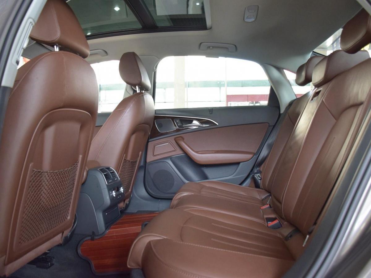 奥迪 奥迪A6L  2014款 30 FSI 舒适型图片