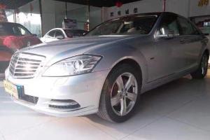 二手奔驰(进口)S级S400L Hybrid 3.5