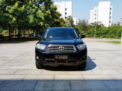 2012年1月 丰田 汉兰达 2.7L 两驱7座豪华版图片