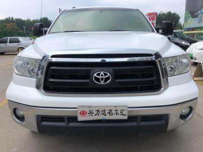 2010年9月 豐田 坦途  5.7 標準型圖片
