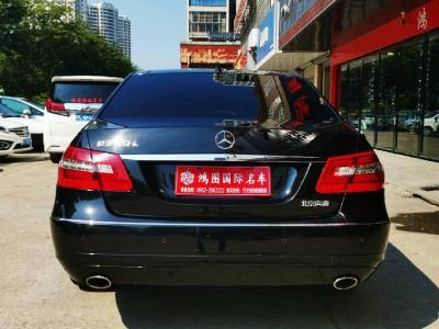 奔驰 奔驰E级  2012款 E 300 L 时尚型图片