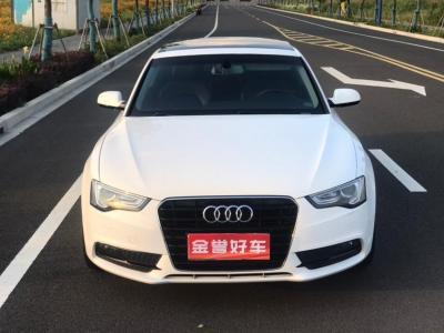 奥迪 奥迪A5  2012款 2.0TFSI Coupe quattro图片