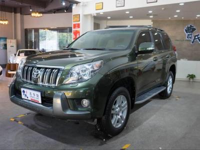 2010年9月 丰田 普拉多 4.0L 自动VX NAVI图片