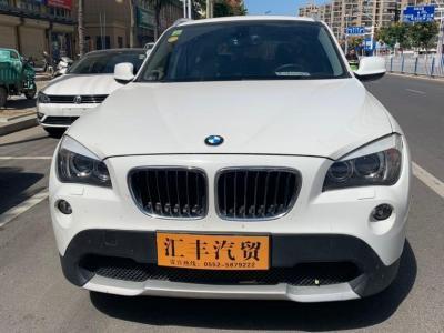 2012年6月 宝马 宝马X1 X1 20i 2.0T 豪华型图片
