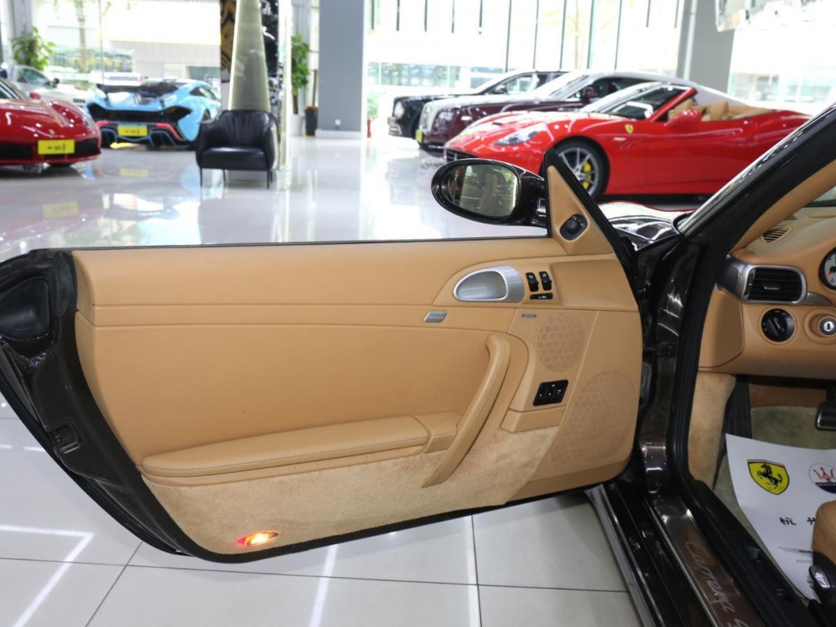 保時捷 911  2008款 Carrera S Cabriolet 3.8L圖片