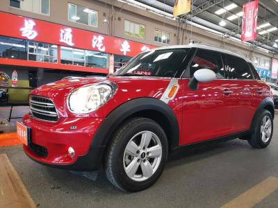 2019年8月 MINI COUNTRYMAN 1.6T COOPER ALL4 Excitement裝備控圖片