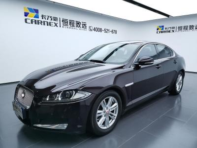 捷豹 XF  2014款 XF 2.0T 風華版