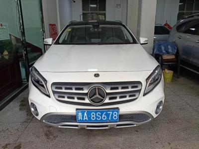 奔馳 奔馳GLA  2017款 GLA 220 4MATIC 豪華型