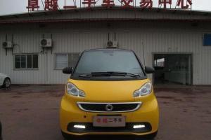 2015年6月 Smart Fortwo Coupe 1.0T 城市光波激情版图片