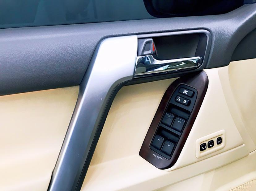 丰田 普拉多  2016款 3.5L 自动VX NAVI图片
