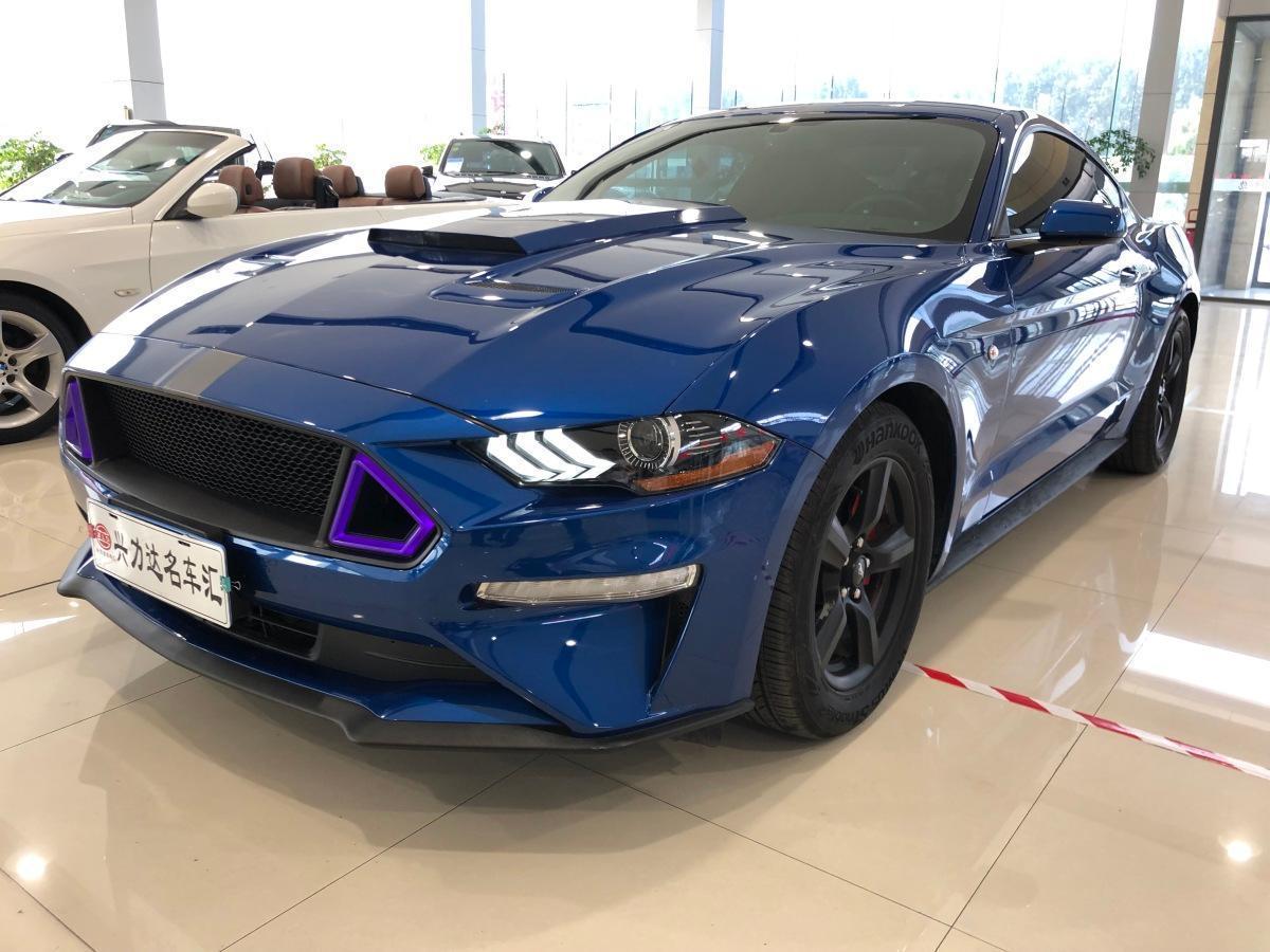 2019年3月 福特 Mustang  2.3L EcoBoost图片