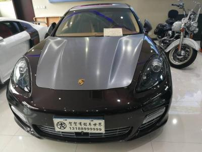 保时捷 帕纳美拉  Panamera Turbo S Executive [ Turbo S Executive 4.8T图片