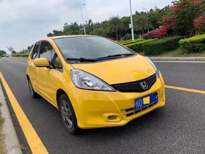 本田 飞度  2011款 1.3L 自动舒适版