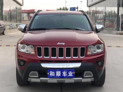 2012年6月 Jeep 指南者(进口) 2.0L 两驱豪华版图片