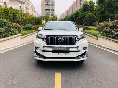 2018年8月 丰田 普拉多 3.5L 自动TX-L NAVI后挂备胎图片