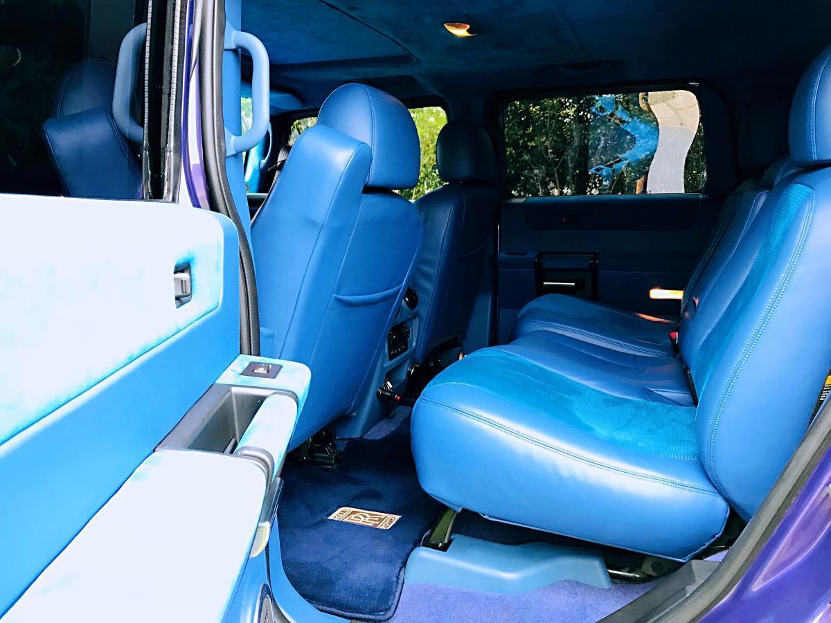 悍马 H2  2004款 6.0 AT图片