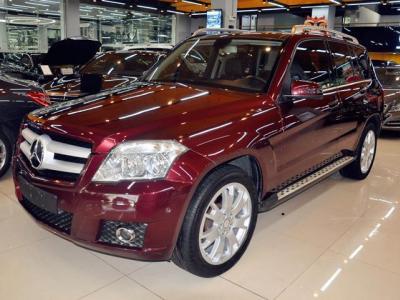 奔馳 奔馳GLK級  2011款 GLK 300 4MATIC 時尚型圖片