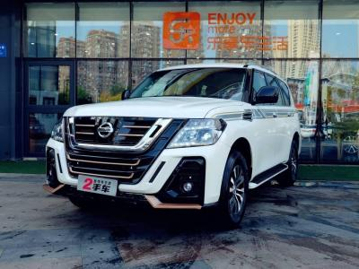 日產2017款 途樂 4.0L V6 自然吸氣 中東版