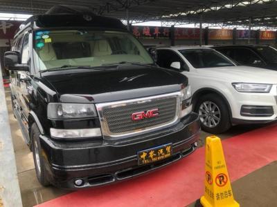GMC SAVANA  2013款 6.0L 領袖級商務車圖片