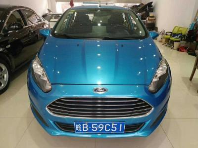 福特 嘉年華  2013款 兩廂 1.5L 手動風尚型