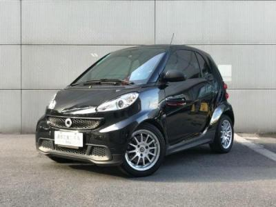 Smart Fortwo&nbspCoupe 1.0 MHD 城市光波激情版