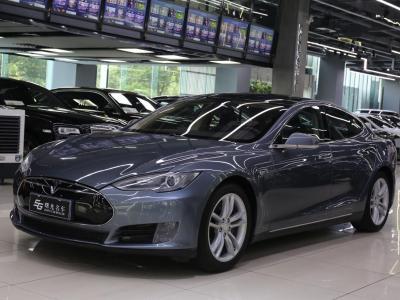 特斯拉 Model S  2014款 Model S 85