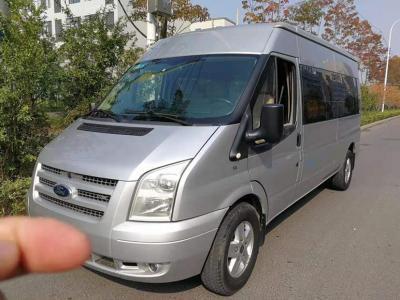 2012年3月 福特 新世代全順  2.4T柴油經濟物流車短軸中頂國III圖片