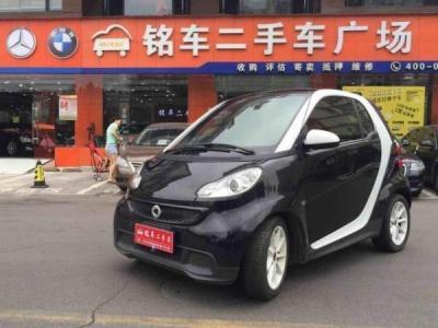 Smart Fortwo  Cabrio 1.0 MHD 城市光波激情版图片