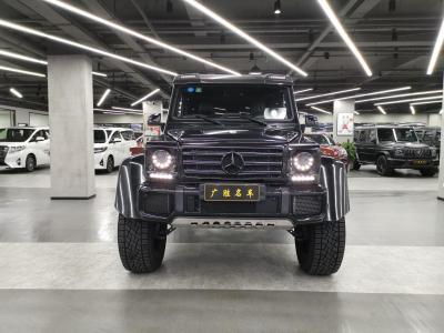 2019年1月 奔驰 奔驰G级(进口) 奔驰G500-4X4欧规改装限量图片