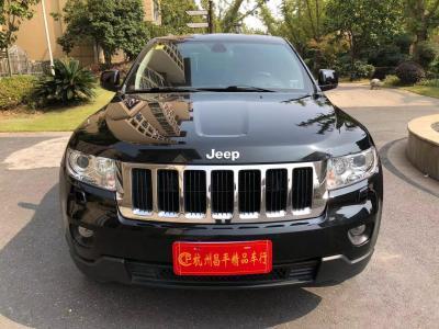 2013年7月 Jeep 大切諾基(進口) 3.6L 舒適導航版圖片