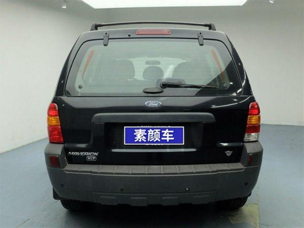 【上海】2005年3月 福特 翼虎 3.0 黑色 自动档