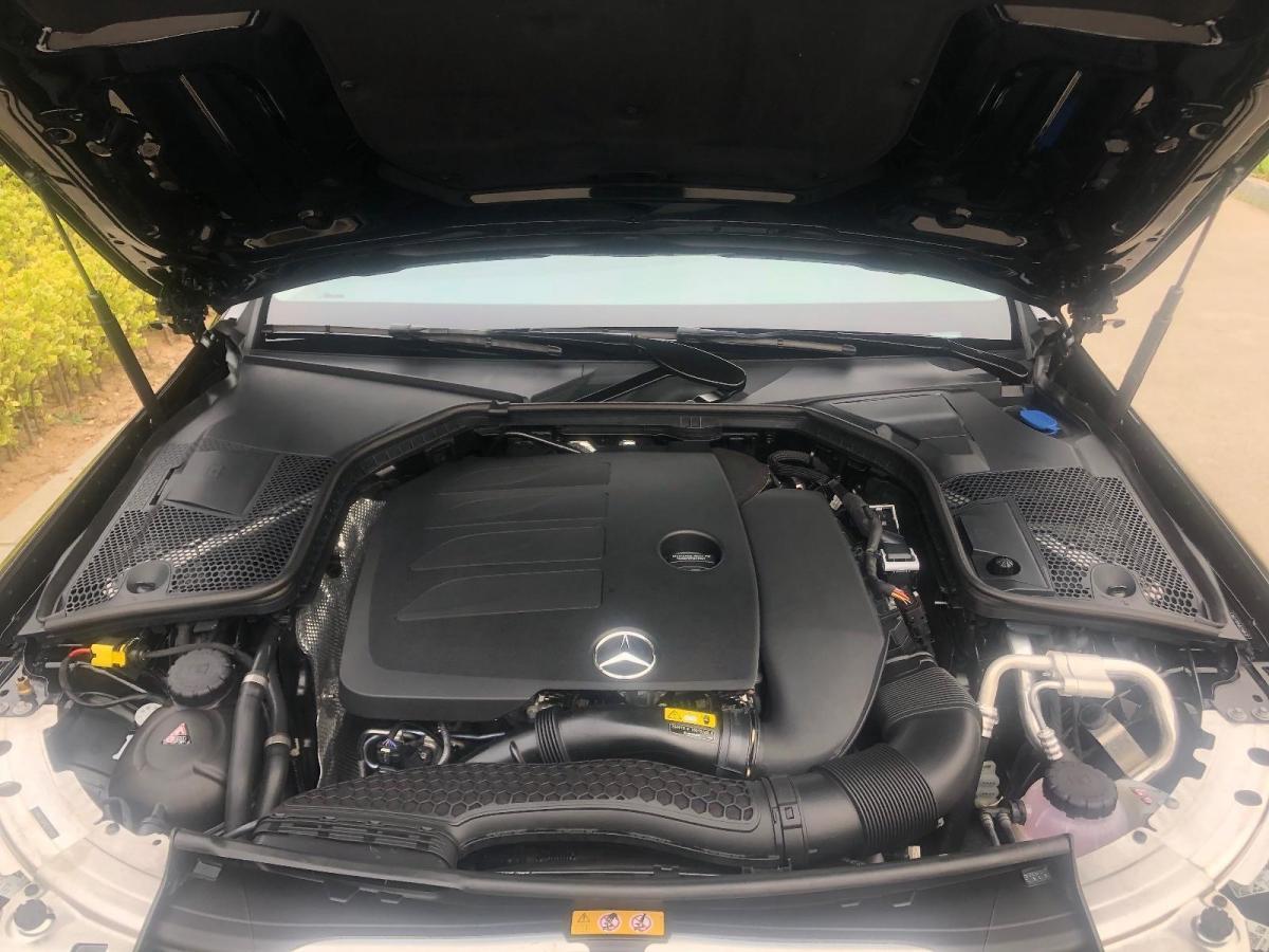 奔驰 奔驰C级  2019款 改款 C 260 L图片