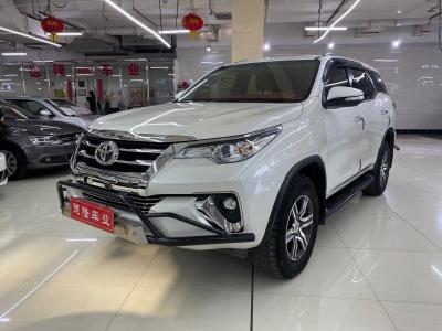 2017年1月 丰田 Fortuner(进口) 2.7L 中东版图片