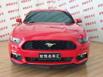 2019年9月 福特 Mustang  2.3L EcoBoost?#35745;?/>                         <div class=